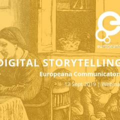 Europeana interviewde Federica Bressan van de podcast Technoculture